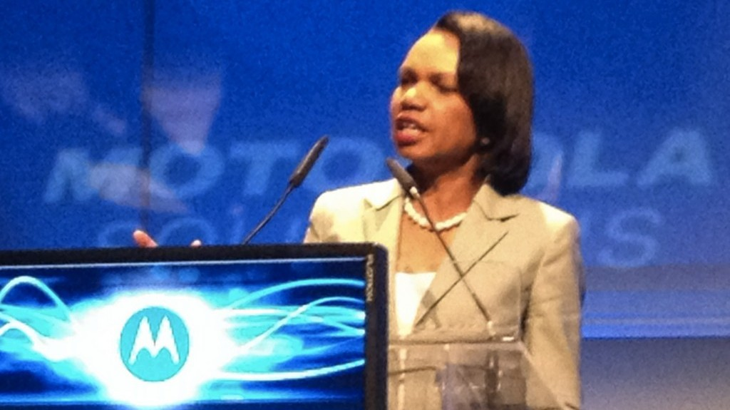 condoleezza rice phd thesis