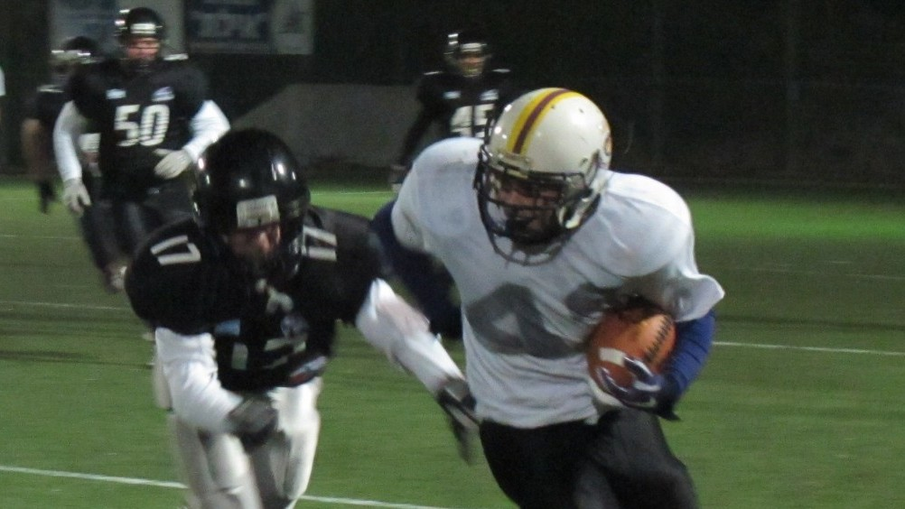 Jerusalem Kings vs. Beersheba Black Swarm (photo credit: Rick Blumsack)