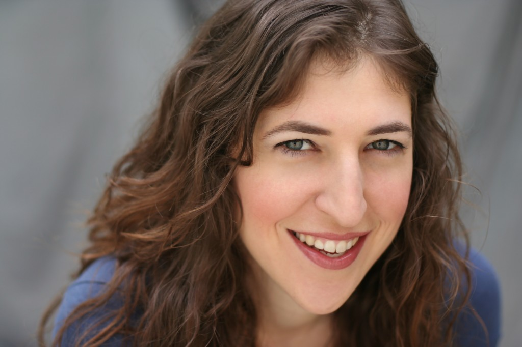 """The Big Bang Theory"" star Mayim Bialik has separated from her husband. (Photo credit: Denise Herrick Borchert)"