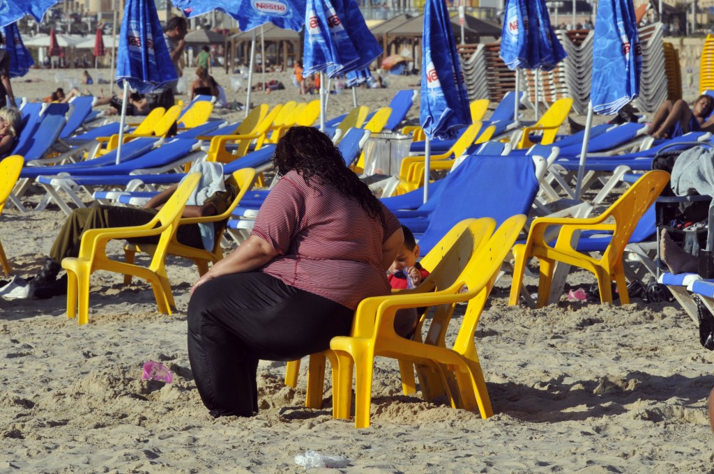 sitting around makes fat people fatter study finds the