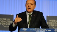 Turkish Prime Minister Recep Tayyip Erdogan speaks at the opening plenary of the World Economic Forum on the Middle East, North Africa and Eurasia in Istanbul, 2012 (photo credit: CC-BY-SA World Economic Forum/ Norbert Schiller, flickr)