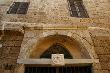Jaffa's first Jewish building (photo credit: Shmuel Bar-Am)