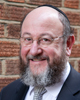 Rabbi Ephraim Mirvis (photo credit: Courtesy of The United Synagogue website)