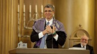 Rabbi Rick Jacobs at his 2012 installation as head of the Reform movement. (photo credit: Clark Jones, Courtesy the Union for Reform Judaism)