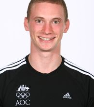 Steven Solomon (photo credit: Australian Olympics Team)