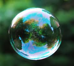 Bubbles are so beautiful