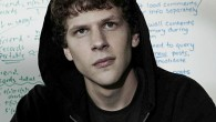 Jesse Eisenberg as Facebook founder Mark Zuckerberg in 'The Social Network'