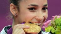Aly Raisman: That's no Chanukah gelt.