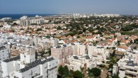 Israel&#039;s coastal city of Ashkelon lies 8 miles north of the Gaza Strip (photo credit: Courtesy Wiki commons)
