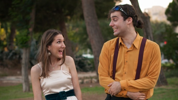 """From the cast of characters of """"Much Ado About Nothing,"""" from Theater in the Rough (Courtesy Theater in the Rough, photo credit: Yitz Woolf)"""