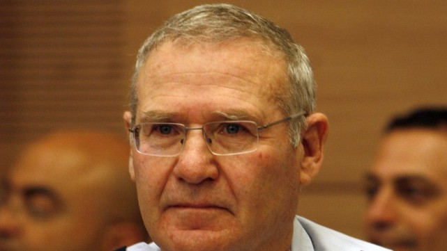 Amos Yadlin (photo credit: Miriam Alster/Flash90)