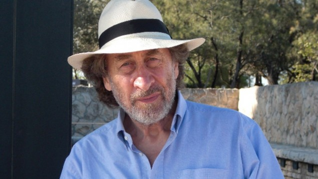 Howard Jacobson is a witness for the plaintiff in the case against UCU (photo credit: Courtesy)