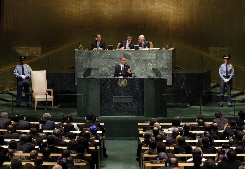 President Barack Obama's speech to the UN General Assembly ...