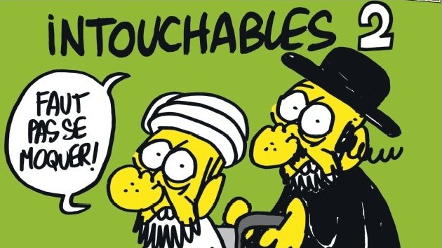 Charlie Hebdo to print Wednesday with cartoons of Muhammad | The.