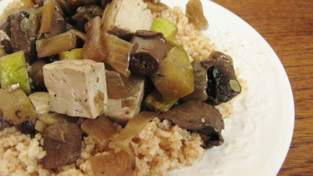 Tofu Stir-Fry. Photo by Amy Spiro
