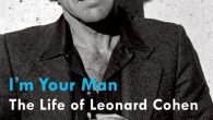 Sylvie Simmons' new biography of singer-songwriter Leonard Cohen.