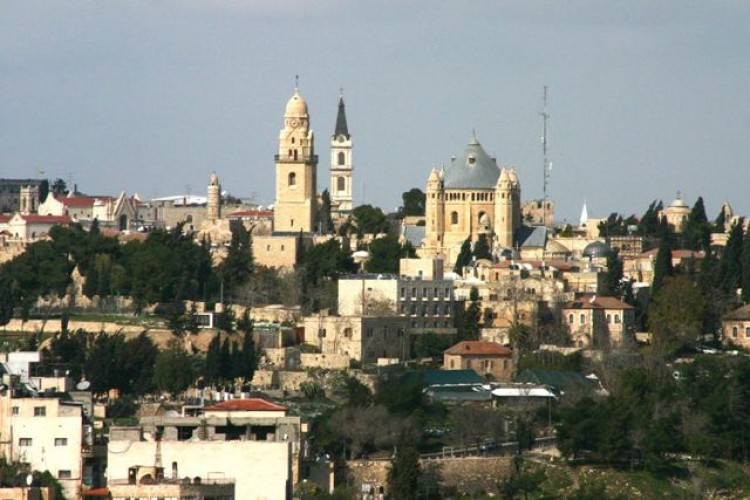 Mount Zion (photo credit: Shmuel Bar-Am)