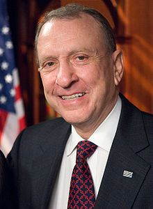 Arlen Specter bucked the Republican party on social issues and health funding