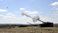 Turkish Armed Forces T-155 Fırtına artillery (photo courtesy of Turkish Armed Forces)
