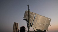 A Patriot anti-missile system in Israel (Photo credit: Shay Levy/Flash 90)
