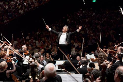 Zubin Mehta will lead the Israel Philharmonic on a five-day U.S. tour beginning this week at Carnegie Hall. Shai Skiff