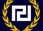 The logo of Golden Dawn, Greece's neo-Nazi party. Wikimedia Commons