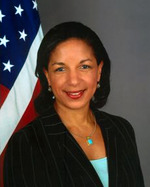 U.S. Permanent Representative to the UN Ambassador Susan Rice. State Department