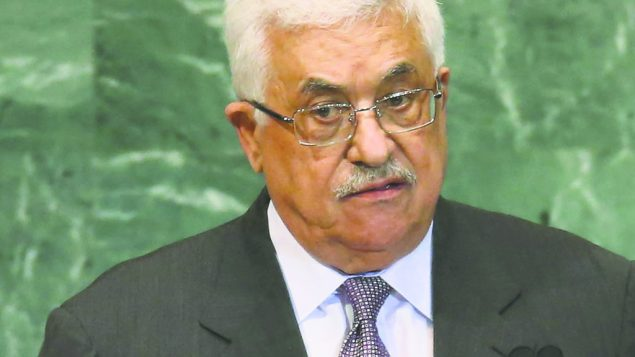 Abbas: Rewarded for not negotiating with Israel? getty images