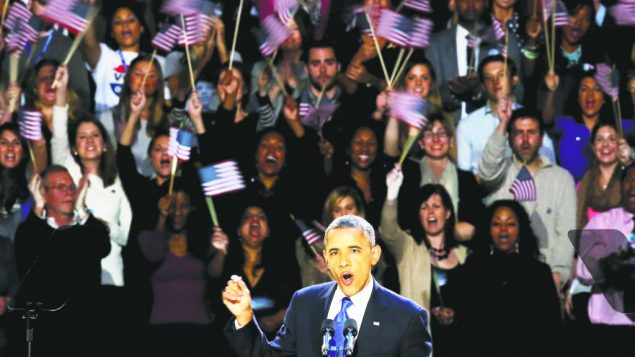 Obama's new coalition includes young people, blacks, Hispanics and Asians. Can the Jewish establishment adjust? getty images