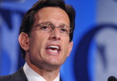 Cantor is still the only Jewish Republican in the House of Representatives. Getty Images