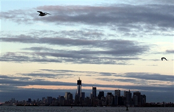 Hurricane Sandy forced several Jewish organizations in a downtown building to close their offices. Getty Images