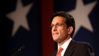 Majority Leader Eric Cantor will remain the only Republican Jew in the US House of Representatives. (Photo credit: CC BY/Gage Skidmore via Flickr.com)