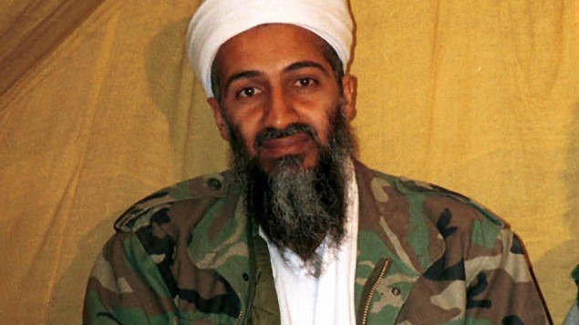 Al-Qaeda leader Osama bin Laden (photo credit: AP Photo)