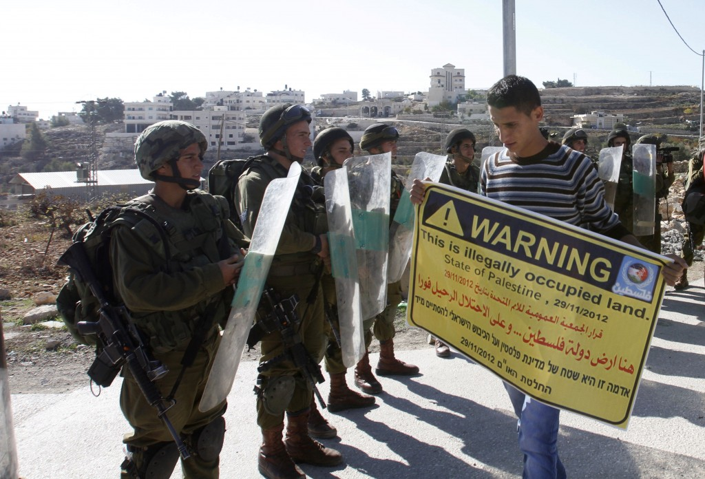 Protests of Settlements