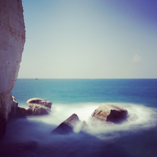 Rosh Hanikra (photo credit: Eelco Roos)