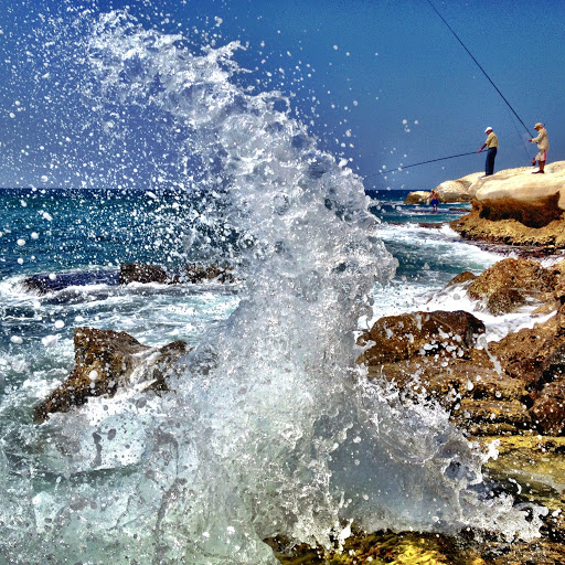 Rosh Hanikra (photo credit: VuTheara Kham)
