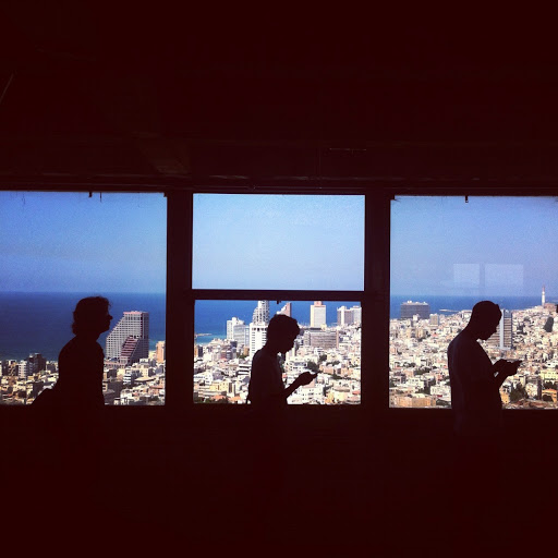 Shalom Tower, Tel Aviv (photo credit: Carli Kiene)