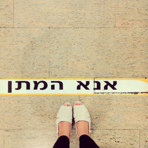Ben-Gurion Airport (Bex Finch)