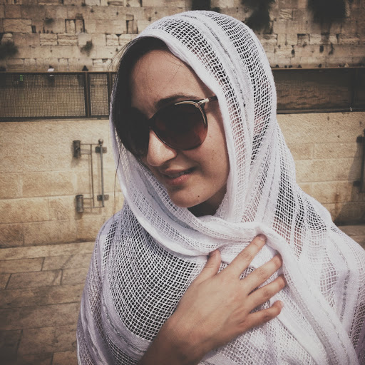 The Western Wall in Jerusalem (photo credit: Sam Horine)