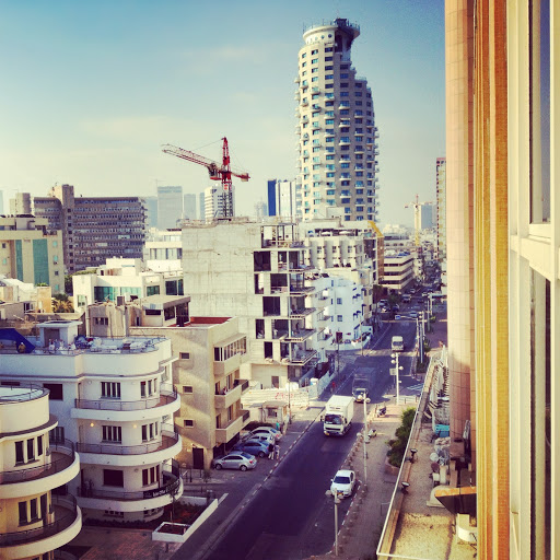Tel Aviv (photo credit: Joey Mena)