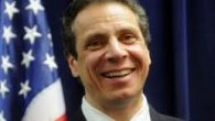 "Gov. Andrew Cuomo: Rabbi-rousing is ""distasteful in times of tragedy."""