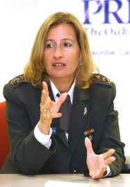 "Lt. Col. Avital Leibovitch: ""Hamas got loud and clear the message when we targeted the vehicle [Jabari] sat in."""