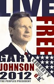 Gary Johnson: The Libertarians' choice for the presidency