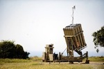 The Israeli missile defense system Iron Dome will eventually be joined by David's Sling. IDF