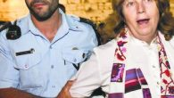 Hoffman's arrest at the Wall last month drew protests from liberal Jews around the world.