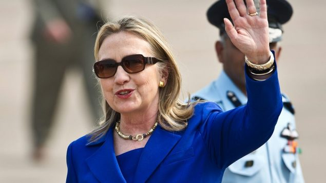 Secretary of State Hilary Clinton was also the first First Lady to serve in the Cabinet. Getty Images