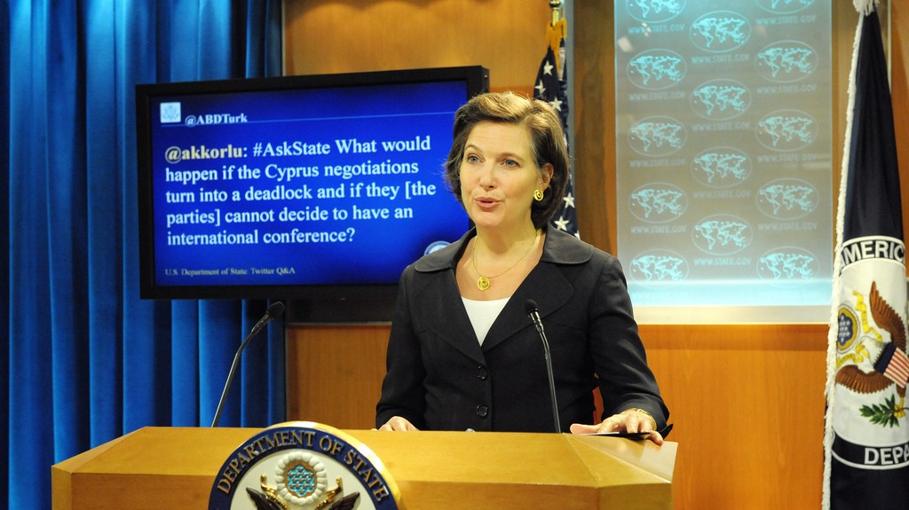 Russia denies leaking tape of US official's 'f*ck the EU ...