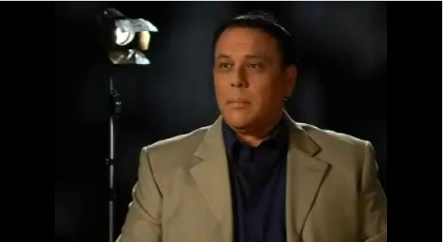 Rami Yitzhar, owner of the Inyan Merkazi website. (screen capture: Youtube/contentodesemrik)