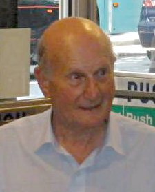 Gerry Anderson (photo credit: CC-SH-BY-Wikipedia-REVUpminster)