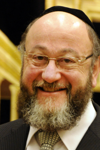 Britain's next chief rabbi, Ephraim Mirvis, will seek to increase educational programming, a signature of his career so far. (Photograph by John Rifkin)